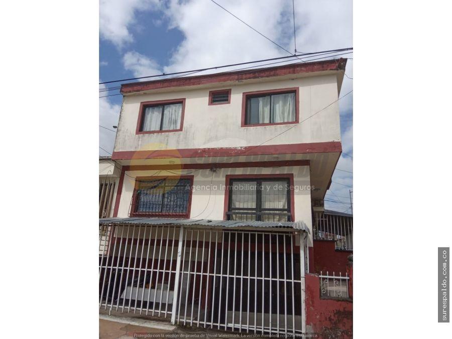venta casa al occidente de armenia