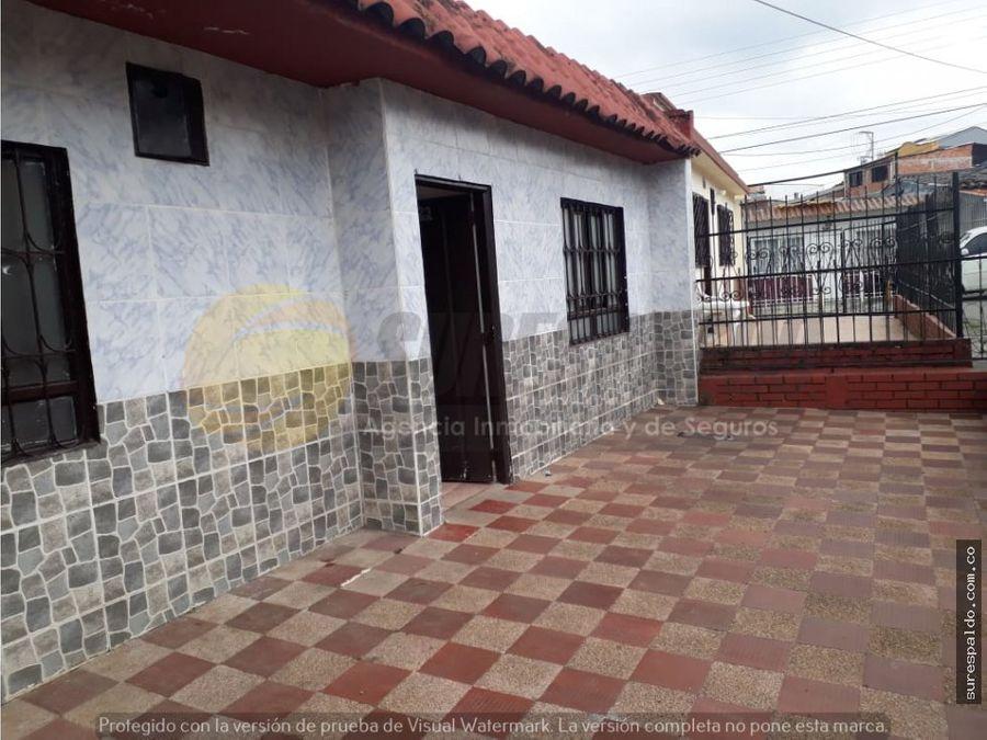 alquiler casa al occidente de armenia
