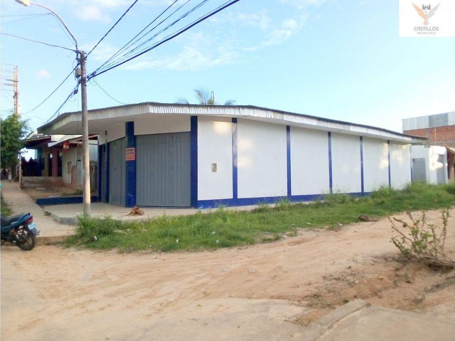 se vende local comercial en yurimaguas loreto