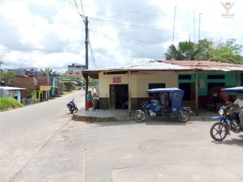 se vende casa en yurimaguas loreto