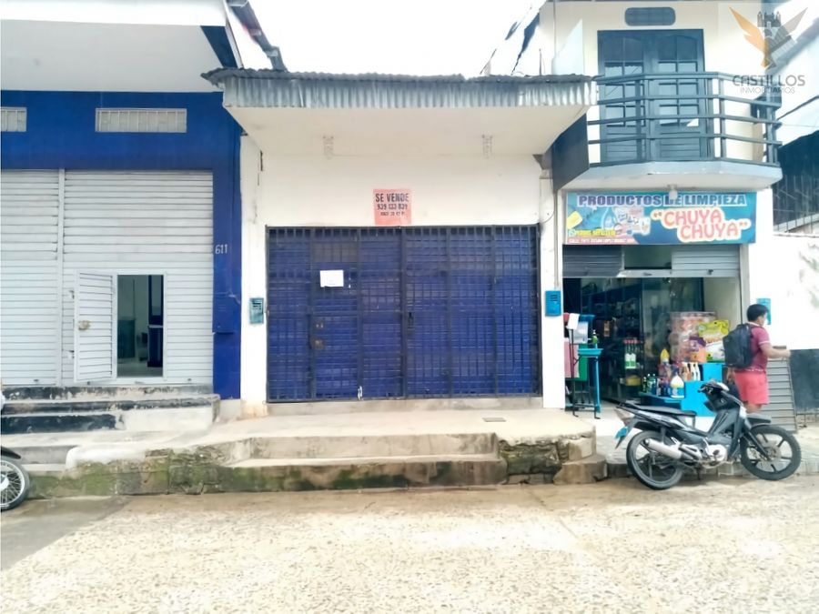 se vende local en yurimaguas loreto