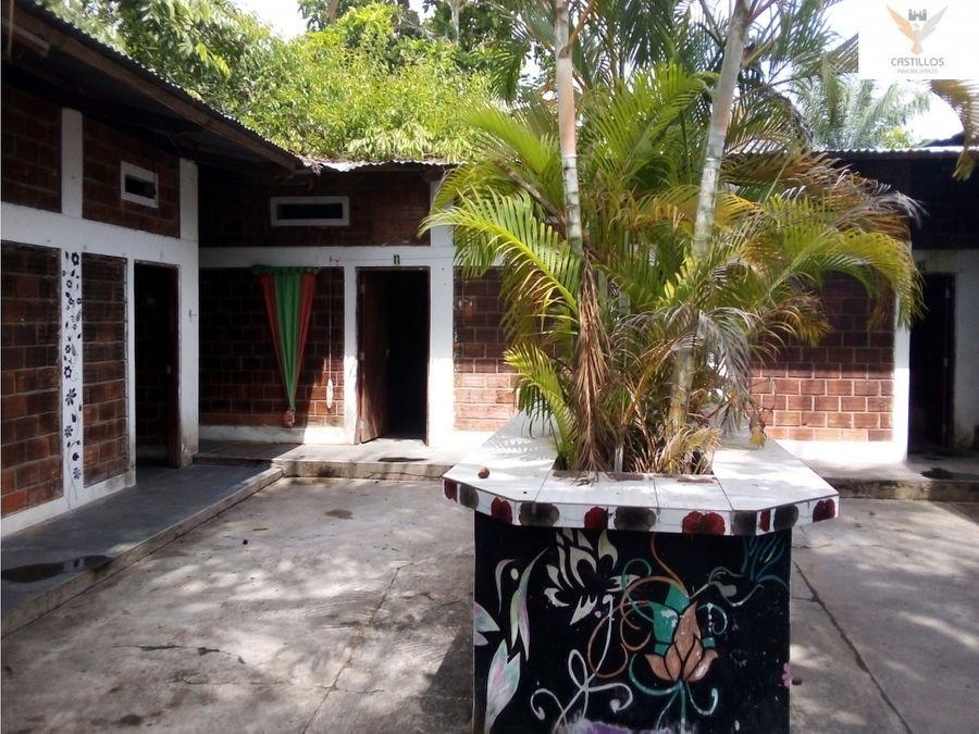 vendo hospedaje en yurimaguas loreto