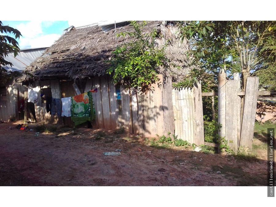vendo lote de terreno en yurimaguas
