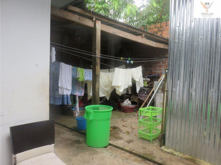avendo casa en yurimaguas loreto