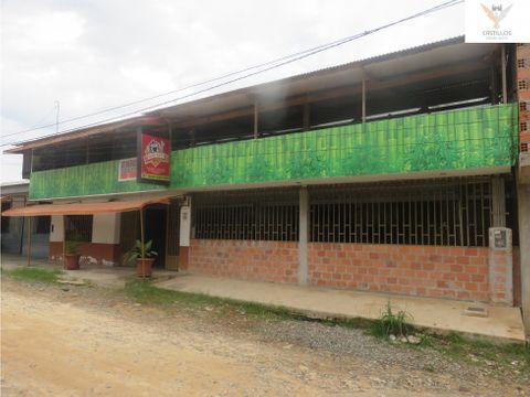 vendo restaurante en yurimaguas loreto