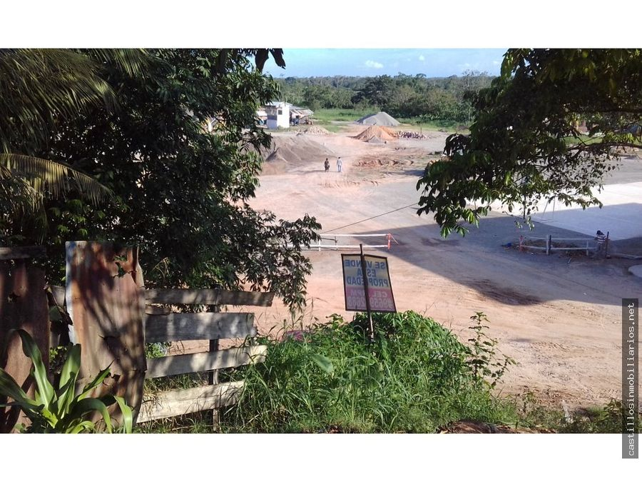 vendo lote de terreno en yurimaguas loreto peru