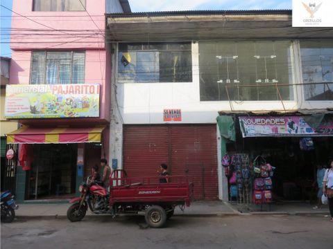 vendo local comercial en yurimaguas loreto peru