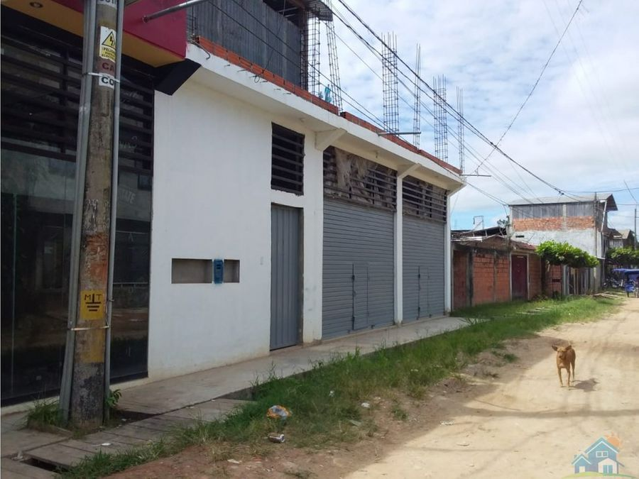 local comercial 90 m2 yarinacocha