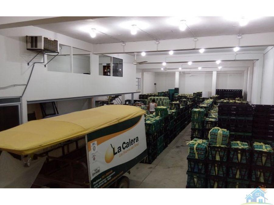 remate almacen de 277 m2 puerto de pucallpa