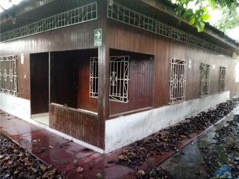 alquiler de vivienda en centro urbano de pucallpa