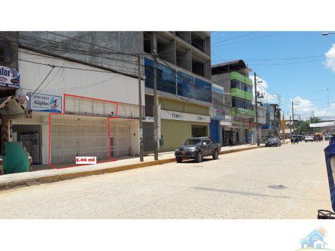 local comercial de 180m2 centro financiero puc