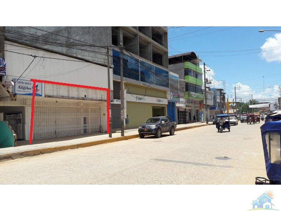 local comercial de 180m2 centro financiero puc
