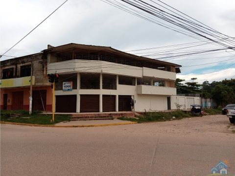 excelente inversion local comercial pucallpa
