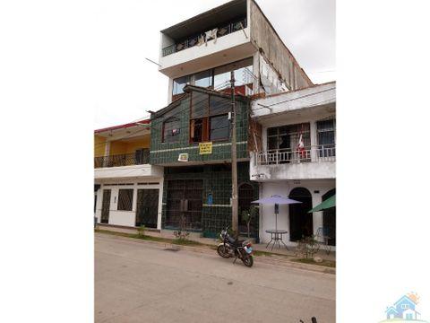 vivienta multifamiliar centro urbano de pucallpa