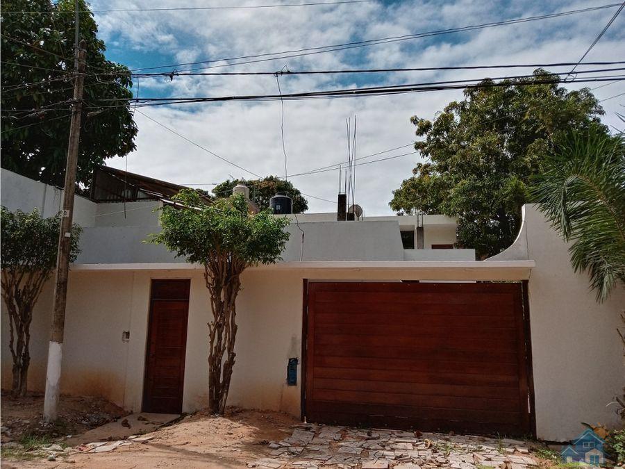 alquiler vivienda en centro urbano pucallpa