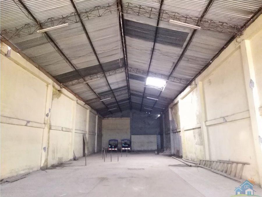 oferta venta de almacen 360 m2 pucallpa