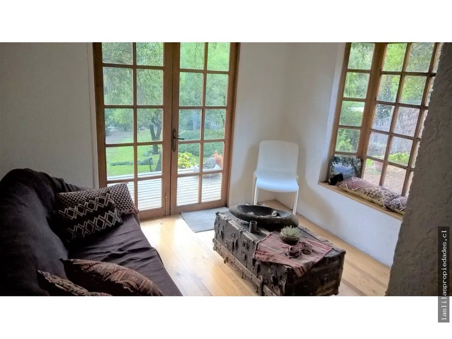 venta casa entorno de naturaleza y tranquilidad
