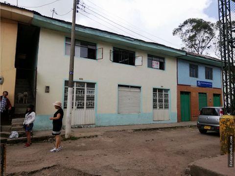 vendo casa comercial la sierra cundinamarca