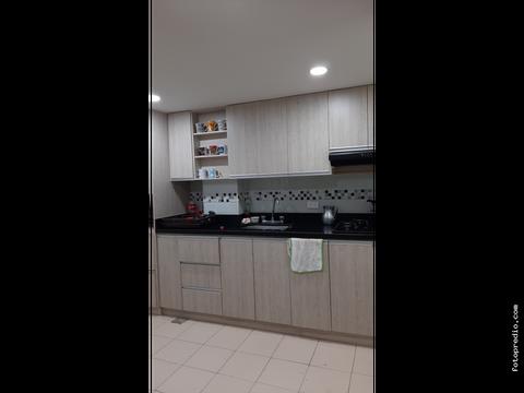 vendo apartamento remodelado 1piso calasanz medellin