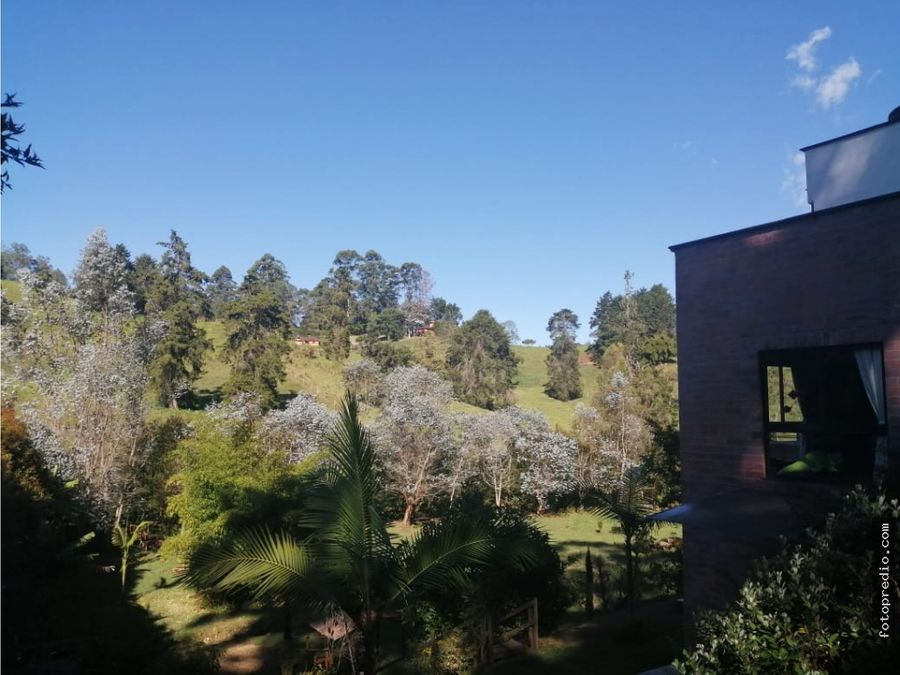 espectacular casa campestre la tablaza rionegro antioquia
