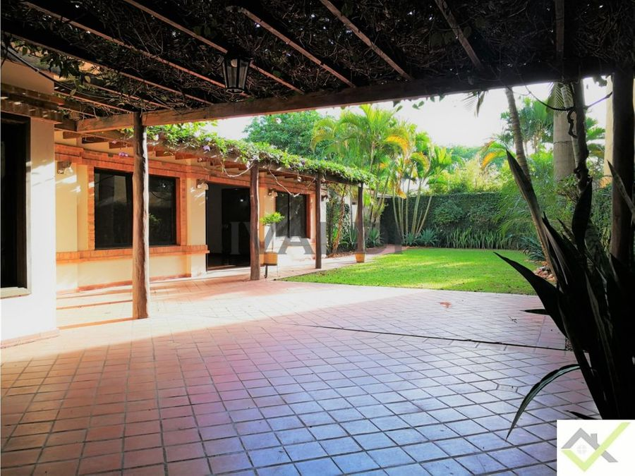 casa b0 villa aurelia 4 dormitorios usd 2000