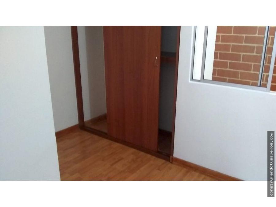 se vende apartamento en suba ganga