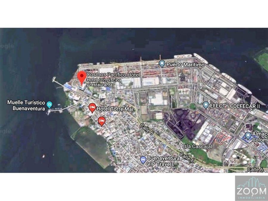 oficinas en venta en buenaventura puerto