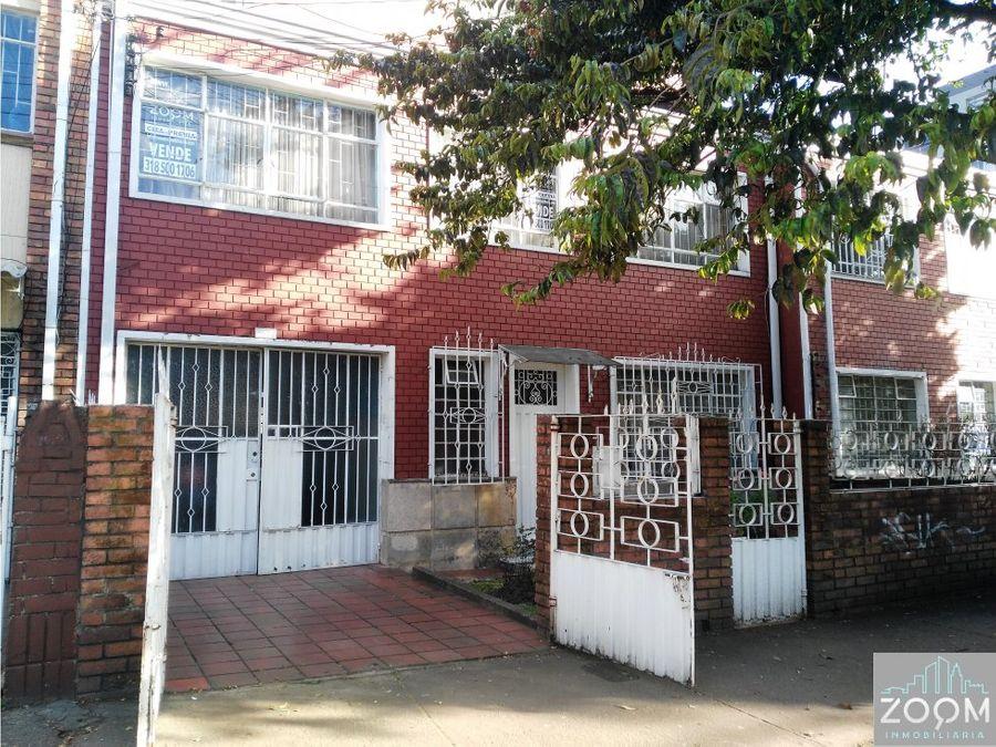 casa en venta en san luis chapinero