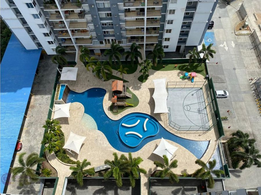 venta de apartamento en cosmopolitan towers 12 de octubre
