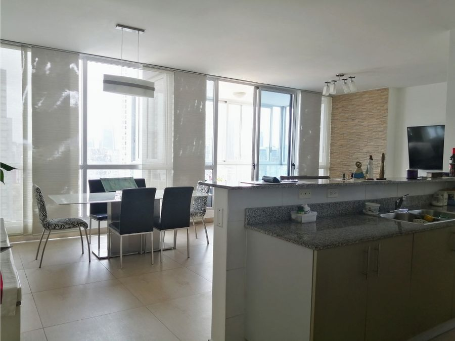 apartamento en venta en bella vista ph vista balboa bolm