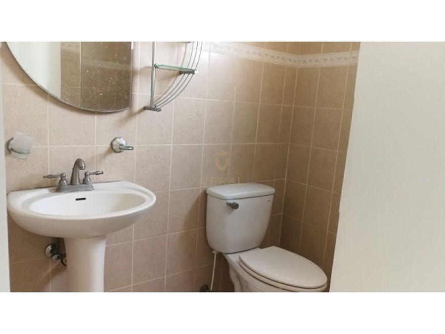 apartamento en villa de las fuentes