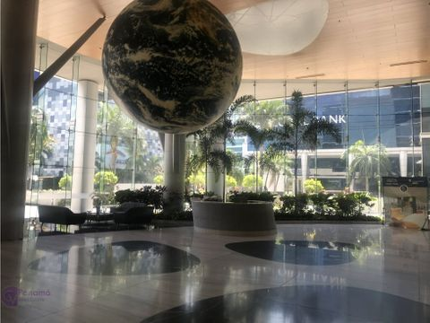 oficina financial park 129mts2 costa del este