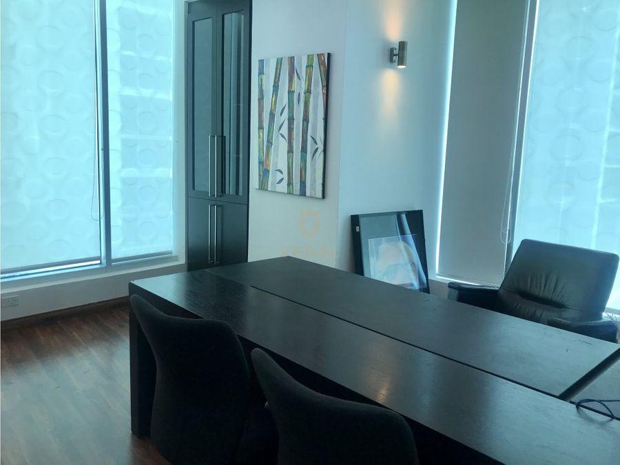 oficina en alquiler torre banesco