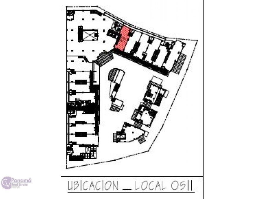 local street mall obarrio
