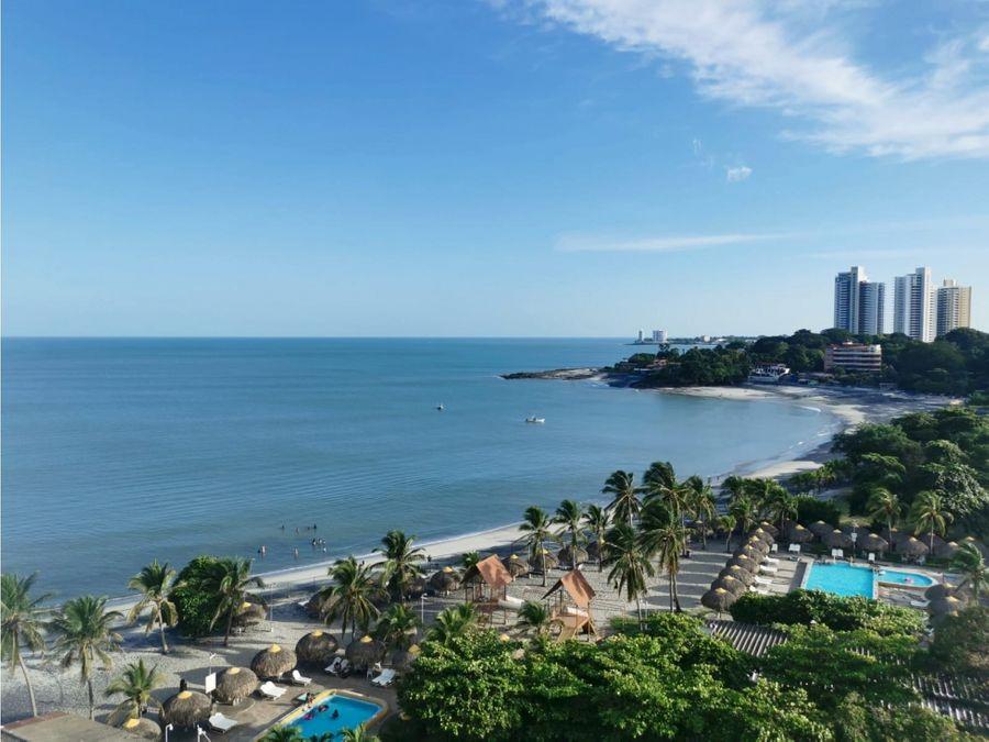 apartamento en venta en royal palm playa gorgona