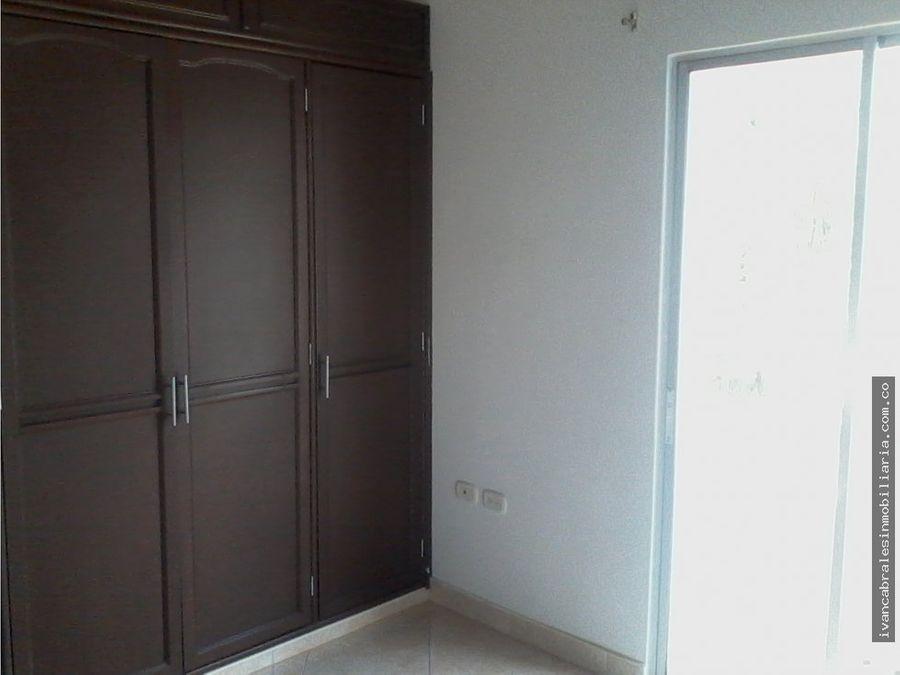 apartamento 2o piso en arriendo sector buenos aires