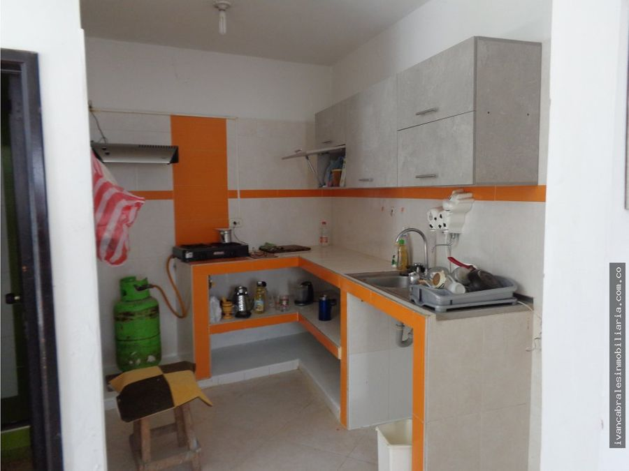 apartamento en venta sector jorge eliecer gaitan