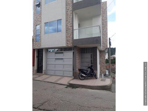 apartamento 2o piso en arriendo barrio el llano
