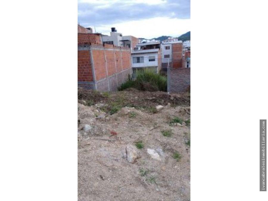 lote en venta urbanizacion alejandria