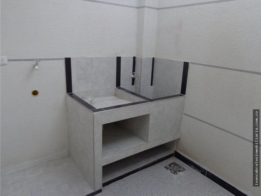 apartamento en arriendo sector juan xxiii
