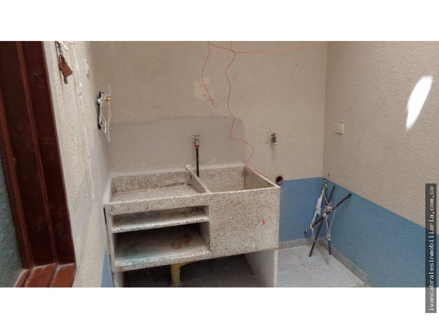 apartamento en arriendo sector el tamaco