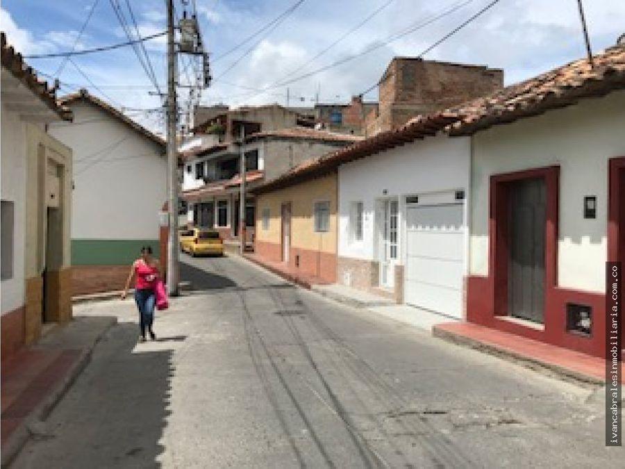 casa en venta sector calle la luz