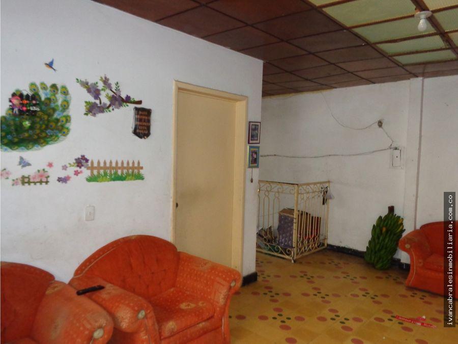 apartamento en venta 2o piso sector mercado