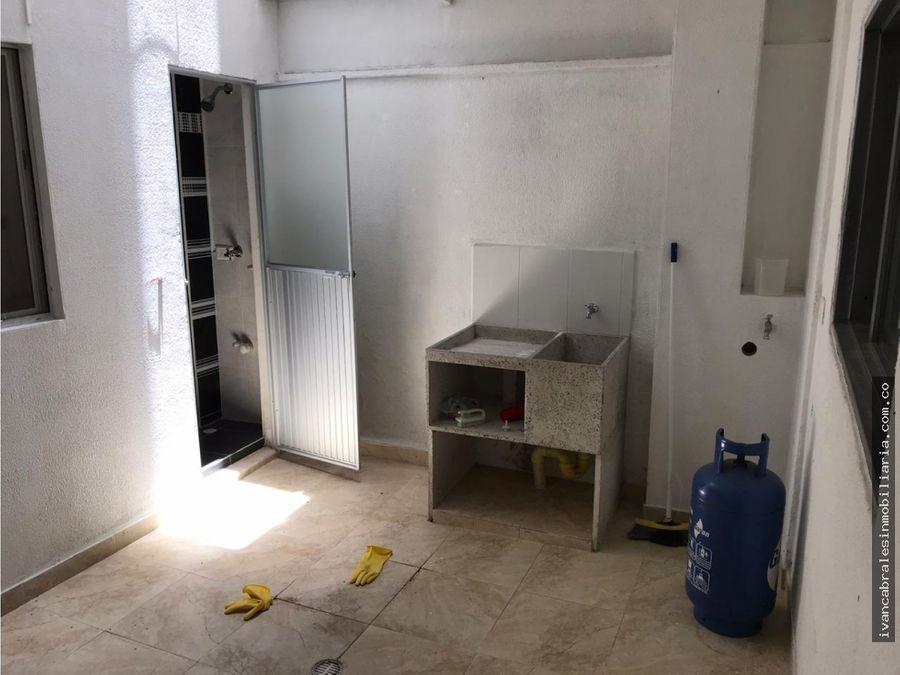 apartamento en arriendo primer piso sector san agustin