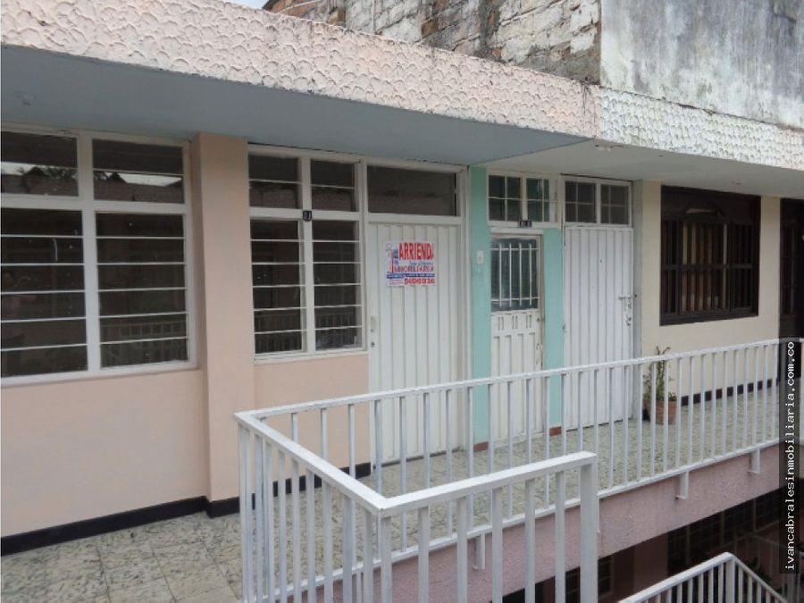 apartamento en arriendo sector miraflores
