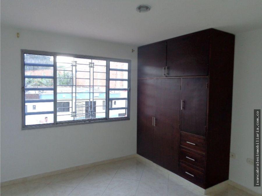 apartamento en arriendo sector caracoli