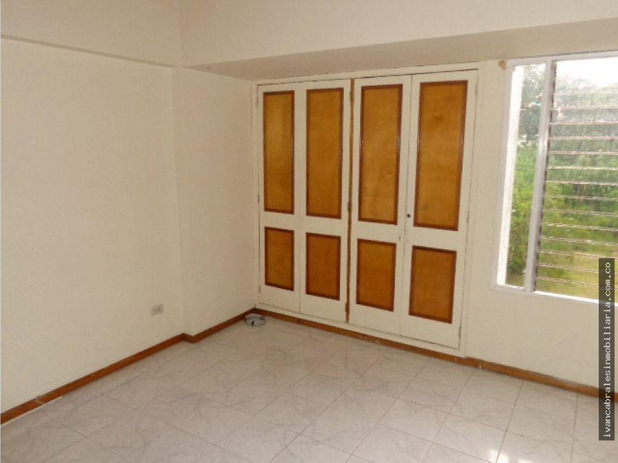 apartamento 2o piso en arriendo sector el lago