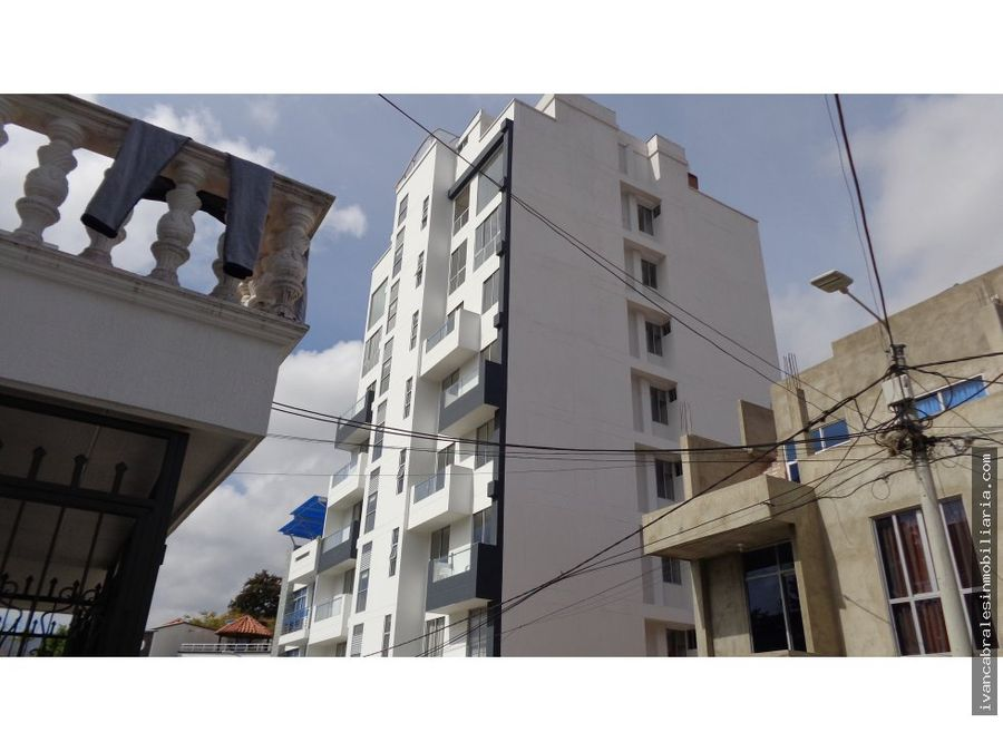 apartamento en venta en el sector ciudad jardin
