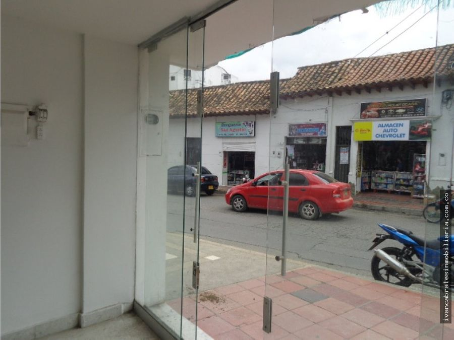 local en arriendo sector san agustin