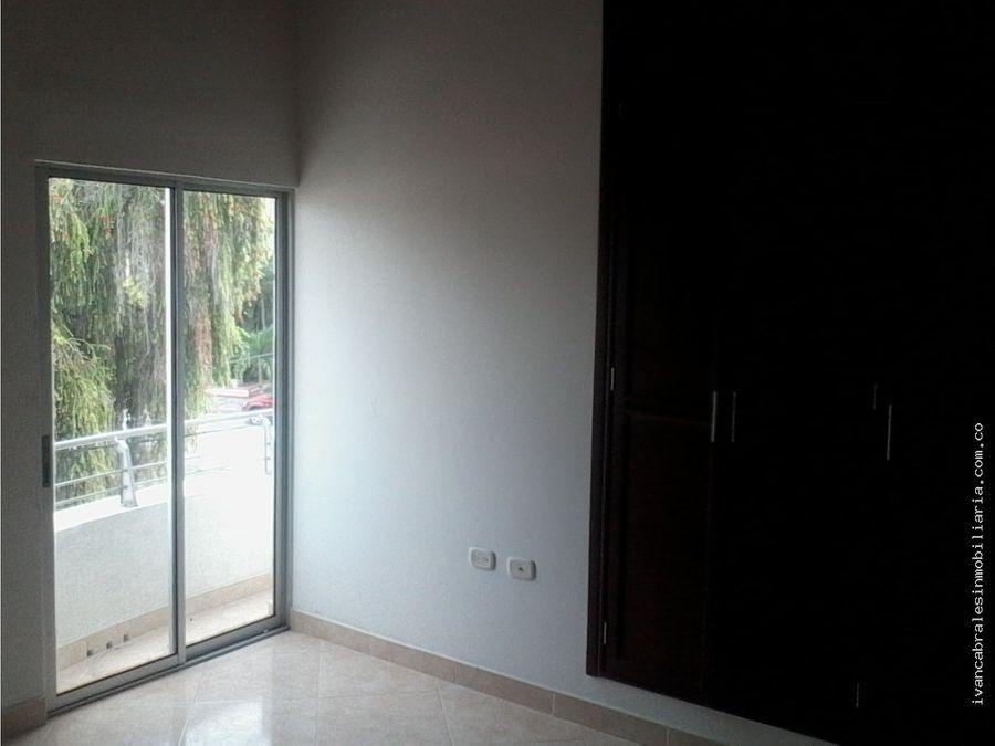 apartamento en arriendo sector buenos aires